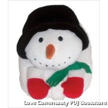Cuddly Snowman