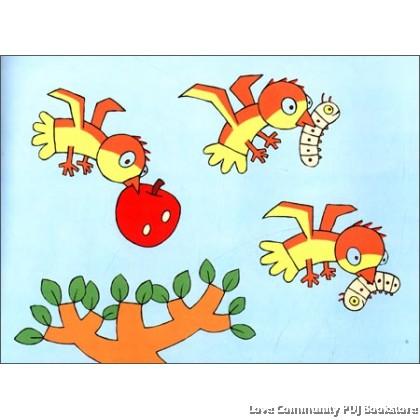 首先有一个苹果