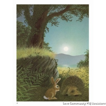 再见,小兔子