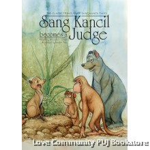Sang Kancil And Becomes A Judge