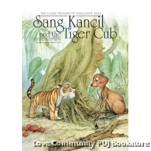 Sang Kancil And The Tiger Cub