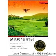 国际大奖小说:金龟虫在黄昏飞起