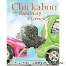 Chickaboo The Runaway Ostrich