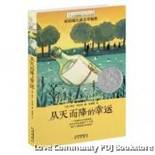 长青藤国际大奖小说书系:从天而降的幸运