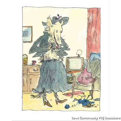 罗尔德·达尔经典绘本:旧故事新说法