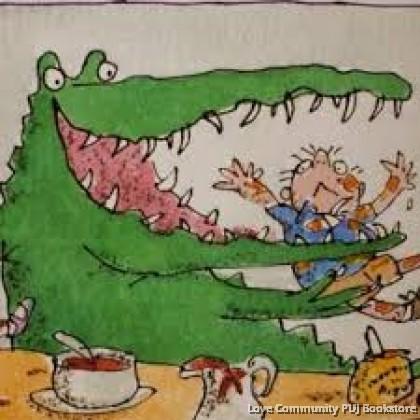 罗尔德·达尔经典绘本:肮脏的野兽