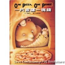 一片披萨一块钱