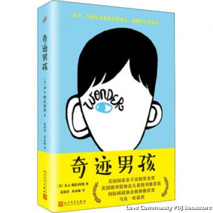 奇迹男孩(中国版)