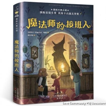 国际大奖小说:魔法师的接班人