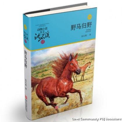 动物小说大王沈石溪品藏书系 升级版(橙蓝特辑 12册)