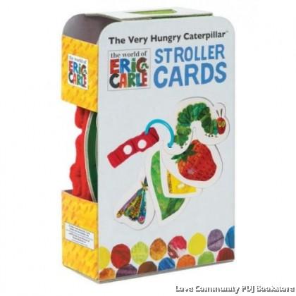 好饿的毛毛虫 stroller cards
