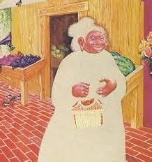 灰袍奶奶和草莓盗贼