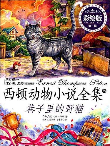 西顿动物小说全集 18.巷子里的野猫(彩绘版)