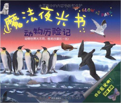 魔法夜光书:动物历险记