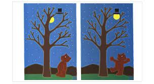 月亮小熊的故事:月亮,生日快乐