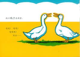 安格斯和鸭子