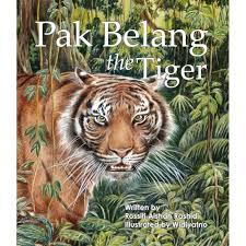 Pak Belang The Tiger