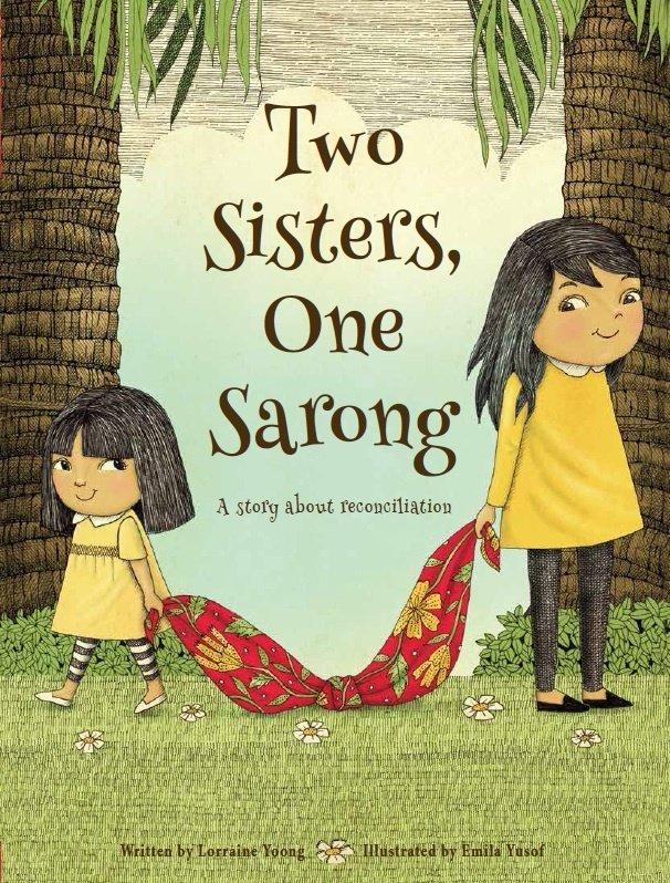 TWO SISTERS, ONE SARONG