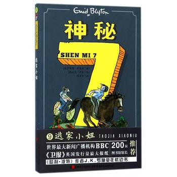 神秘7:逃家小妞(9)