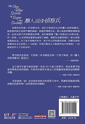 长青藤国际大奖小说书系:糖人沼泽侦察兵