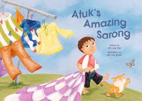 Atuk's Amazing Sarong