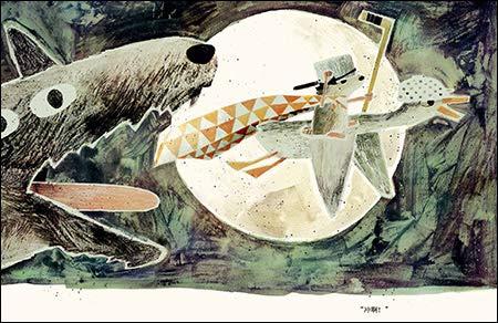 狼, 鸭子和老鼠