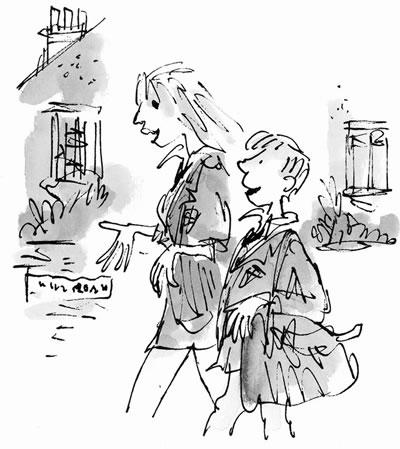 大卫少年幽默小说系列:穿裙子的小男子汉
